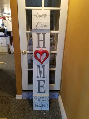 Custom made rustic signs for Sale in Lakeside, AZ
