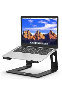 Besign LS03 Aluminum Laptop Stand, Ergonomic Detachable Computer Stand, Riser Holder Notebook Stand Compatible with Air, Pro, Dell, HP, Lenovo More 10 for Sale in Orlando, FL