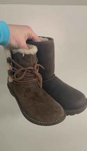 2 different pairs of uggs for Sale in Racine, WI