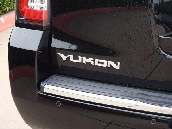 2017 GMC Yukon