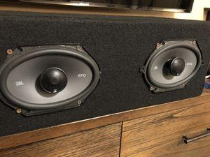 JBL GTO 5x7 & 6.5 Speakers PAIR for Sale in DEVORE HGHTS, CA