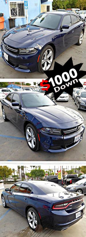 2016 Dodge ChargerSE 44k for Sale in South Gate, CA