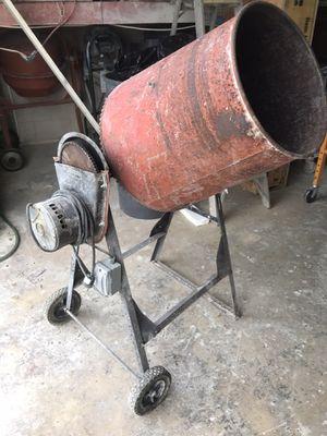 Heavy duty portable steel mixer , for Sale in Davie, FL