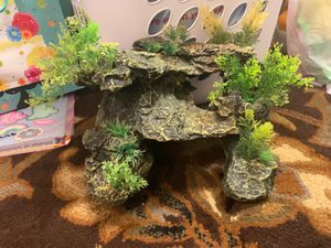 Fish tank decoration-A for Sale in Groesbeck, OH