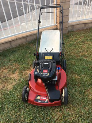 Toro lawnmower for Sale in CTY OF CMMRCE, CA