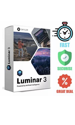 🔥 Luminar v3 2019 ✔️ Official Genuine Lifetime License Key ✔️ for Sale in Beverly Hills, CA