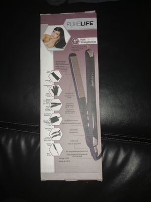 New professional Hair straightener $45 for Sale in Los Angeles, CA
