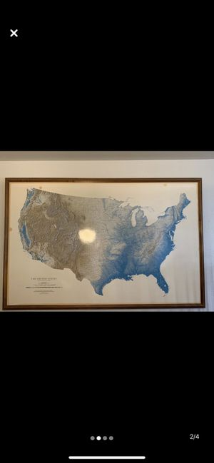 Map of the US for Sale in Centennial, CO