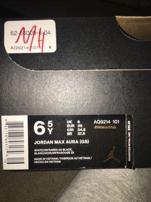 Jordan's 23 max aura for Sale in Arlington, TX
