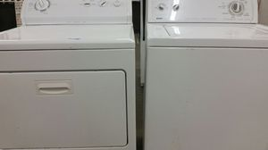 Washer and dryer set or separate for Sale in Alexandria, VA