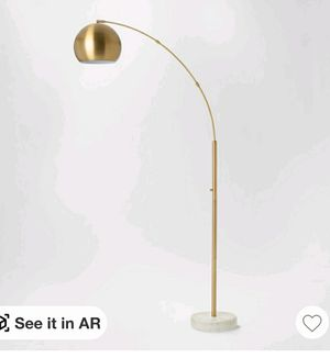 Floor lamp new in box for Sale in Bakersfield, CA