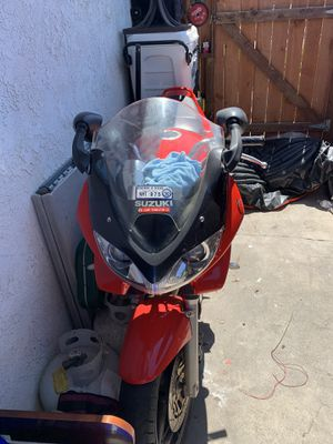 Suzuki Motorcycle for Sale in Westminster, CA
