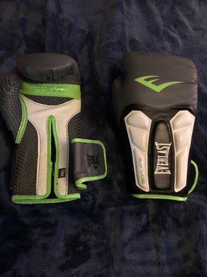 Everlast 14oz Boxing Gloves for Sale in Fresno, CA