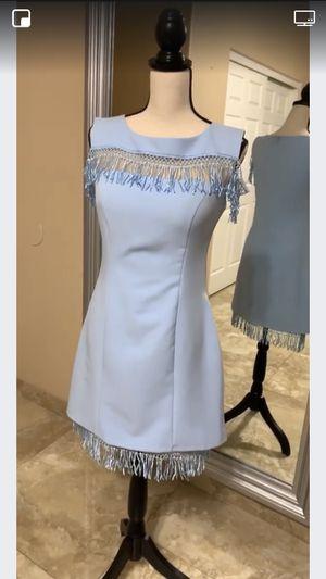 blue dress / event / gown / midi - mini / classy / party - wedding for Sale in Phoenix, AZ
