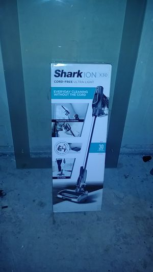 Shark ION x30 for Sale in Tacoma, WA