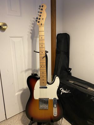 Fender Highway One telecaster for Sale in Virginia Beach, VA