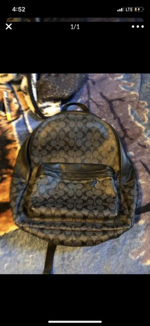 Coach men backpack for Sale in West Covina, CA