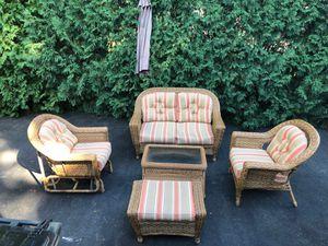 Outdoor Furniture set for Sale in Norwalk, CT
