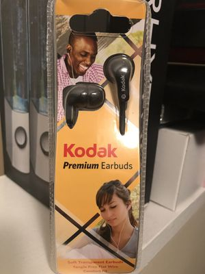 Kodak Earbuds *BRAND NEW* for Sale in Gaithersburg, MD