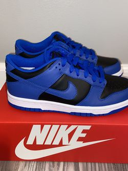 Nike Dunk Low Hyper Cobalt GS Size 4Y for Sale in Dunlap,  IL
