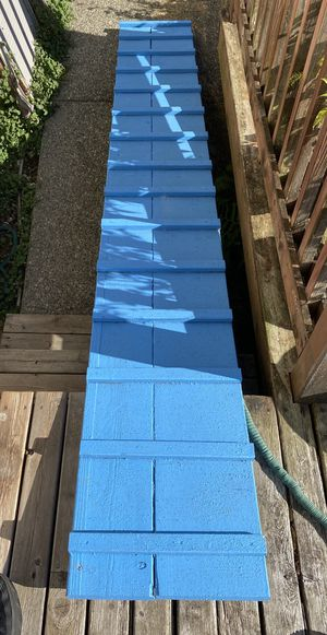 Dog ramp. Wood. 10 feet long and about 16 inches wide. for Sale in Marysville, WA