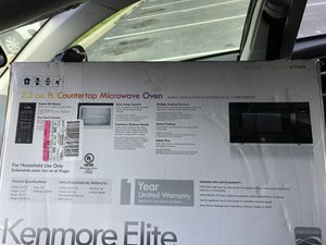 Kenmore Elite Microwave for Sale in Orlando, FL