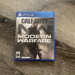 Call Of Duty Modern Warfare for Sale in Pasadena, CA