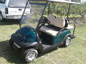 Club Car presidente 2008 48 volt batteries has high-speed motor lights comes with charger for Sale in Miami, FL
