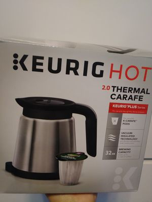 New KEURIG coffee carafe for Sale in Fort Myers, FL
