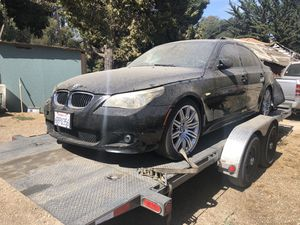 UP FOR PARTS 2008 BMW E60 550i M-SPORT OEM for Sale in Watsonville, CA