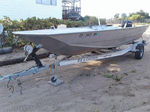 Gregor 20ft Riverboat for Sale in Oakley, CA