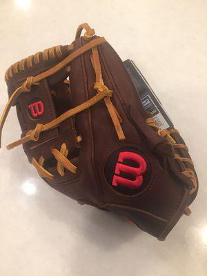 """Wilson Pro Staff 11-1/2"""" Infielder Glove (New). for Sale in Laguna Hills, CA"""