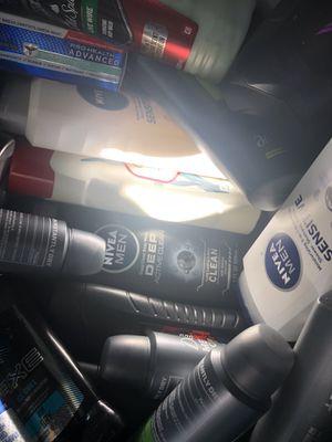 Men Hygiene Nivea Dove Axe Old Spice for Sale in San Bernardino, CA