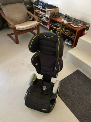 Evenflo car booster seat for Sale in Manchester, CT