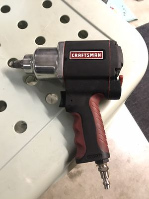 Craftsman 1/2 in. Air Impact Wrench for Sale in Kent, WA