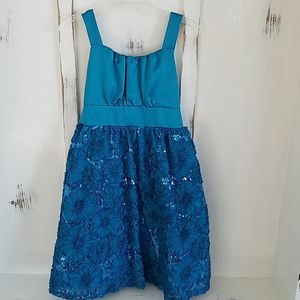 Teal Sequin Dress for Sale in Stafford Township, NJ