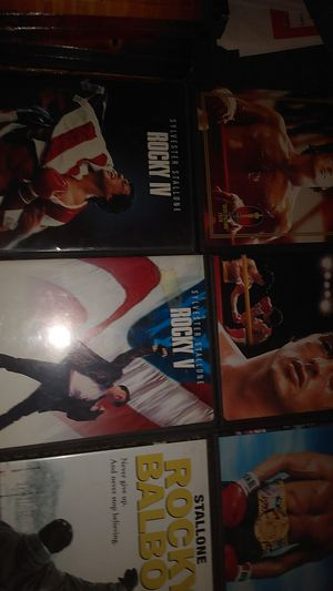 Rocky anthology dvd for Sale in Mesa, AZ