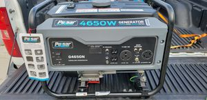 4650 watt generator for Sale in Riverside, CA