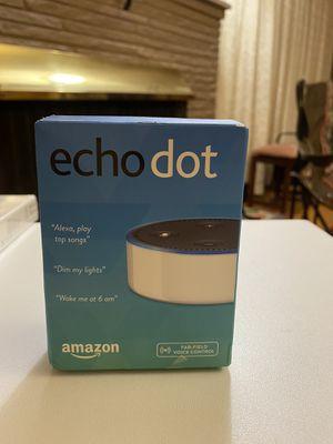 Echo Dot BRAND NEW for Sale in Concord, CA