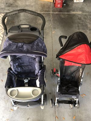 Baby Stroller Chicco 50lb and Kolcraft Umbrella Stroller 40lb for Sale in Orlando, FL