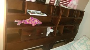 Twin bed back part or can be used as bookshelf for Sale in Homestead, FL
