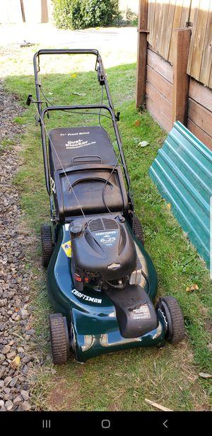 Craftsman self propelled lawn mower! for Sale in Clackamas, OR