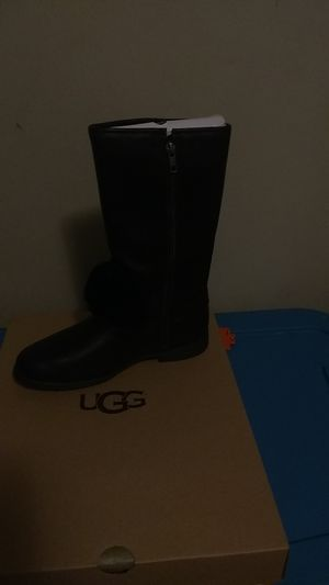 Black winter boots girls for Sale in Akron, OH