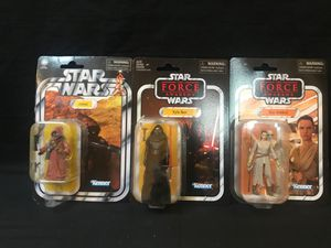 "Star Wars The Vintage Collection 3.75"" Action Figure Set of 3 for Sale in Tustin, CA"