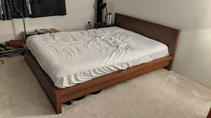 Malm Bed Frame - Queen Size for Sale in Seattle, WA