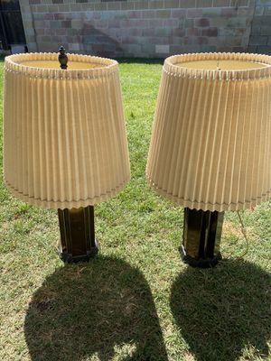 Vintage lamps for Sale in Pomona, CA
