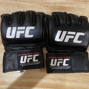 UFC Official Fight Gloves 2XL for Sale in Winthrop, MA