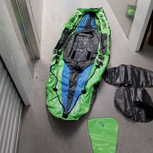 Intex Challenger K1 Inflatable Kayak for Sale in Austin, TX