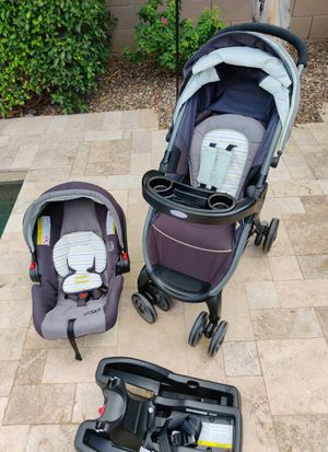Graco Verb Travel System   Includes Verb Stroller and SnugRide 30 for Sale in Chandler, AZ