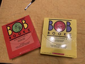 Bob Book Collections 3 & 4 for Sale in Tempe, AZ